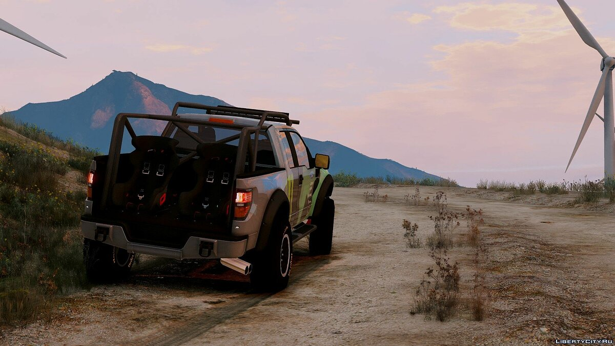 2012 Ford F150 SVT Raptor 1.0 для GTA 5 - скриншот #8