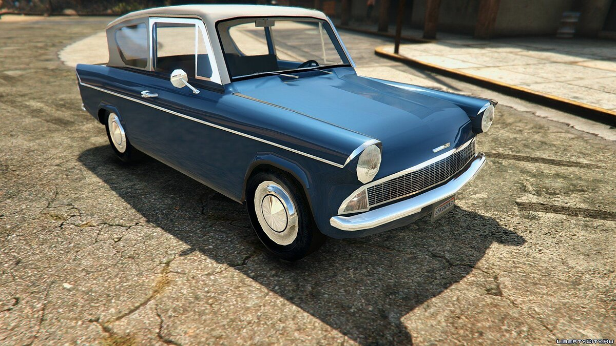 1959 Ford Anglia from Harry Potter для GTA 5