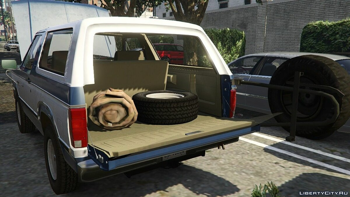 Машина Ford Ford Bronco 1982-86 [Replace] 0.9 для GTA 5