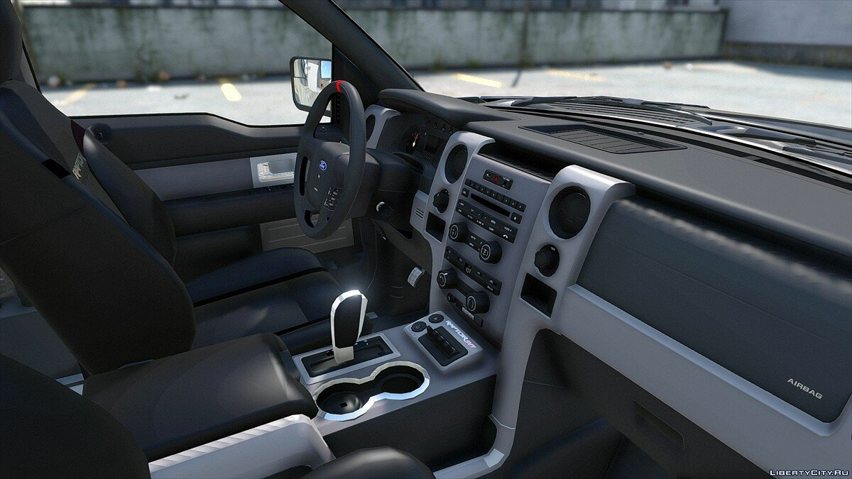 2012 Ford F150 SVT Raptor R [Add-on/Replace] V4.0 для GTA 5 - скриншот #4