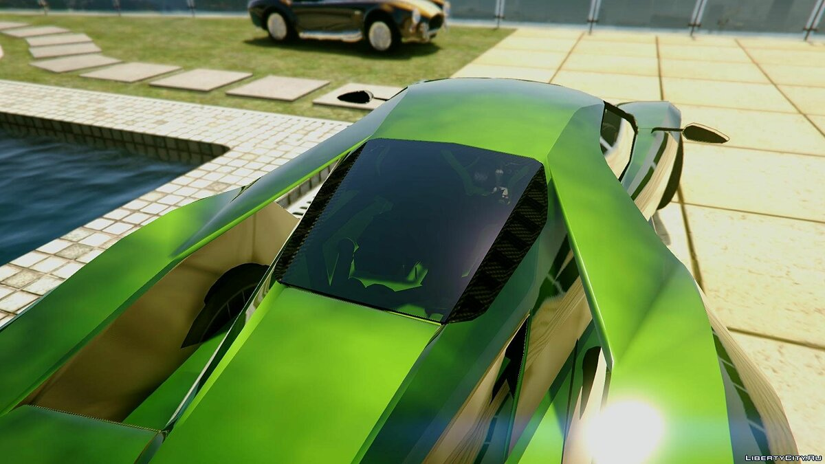 2017 Ford GT [Extras | Unlocked] 1.0 для GTA 5 - скриншот #5