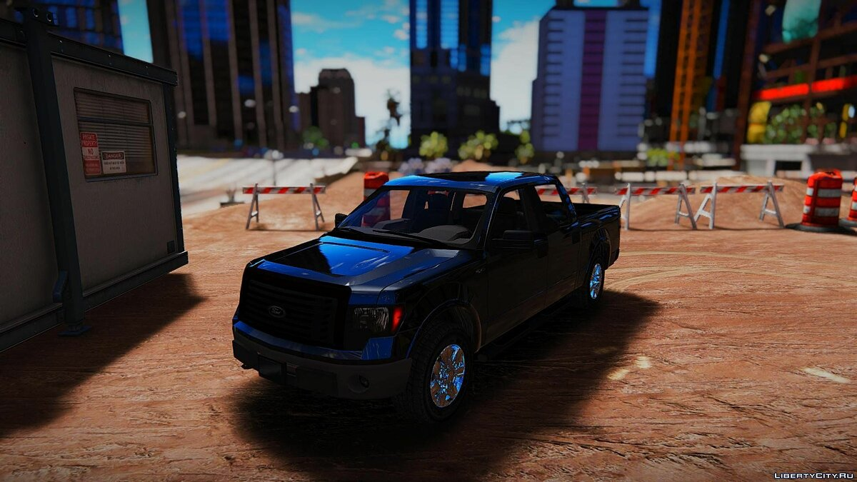 2010 Ford F150 [Unlocked | Template | Extras] 1.0 для GTA 5