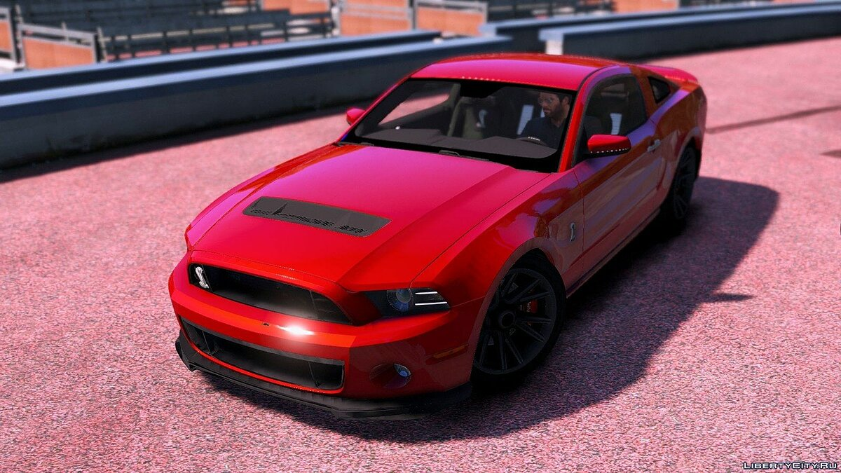 2013 Ford Mustang Shelby GT500 [Add-On/Replace] v3 для GTA 5