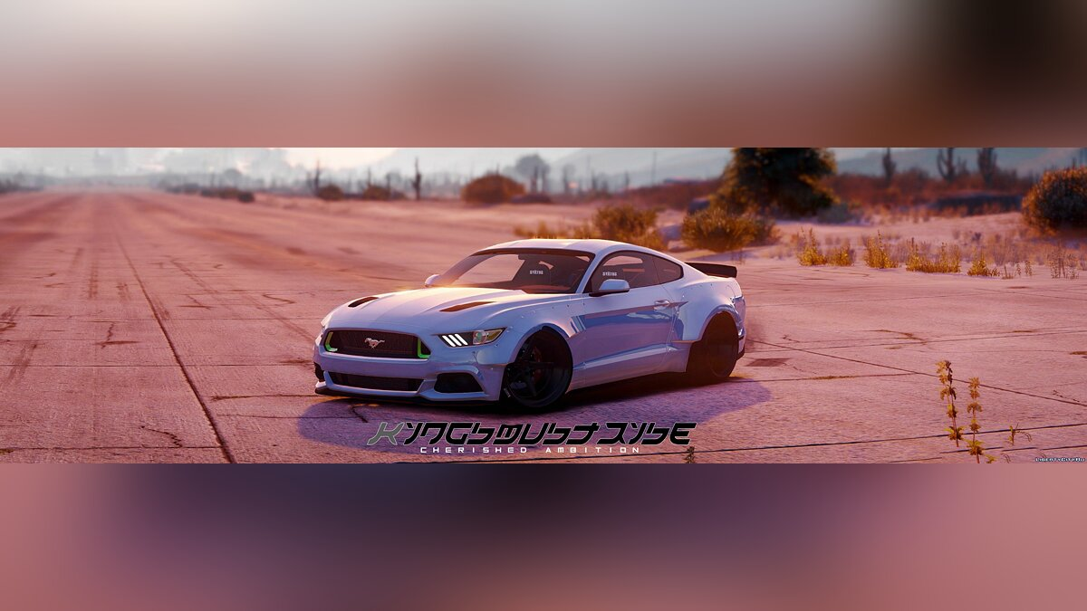 Ford Mustang 2015 HPE750 [Add-On / Replace] 4.0 для GTA 5 - скриншот #9