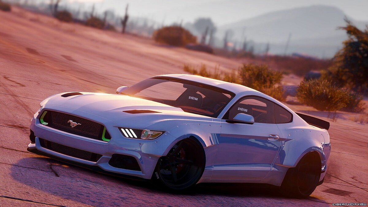 Ford Mustang 2015 HPE750 [Add-On / Replace] 4.0 для GTA 5
