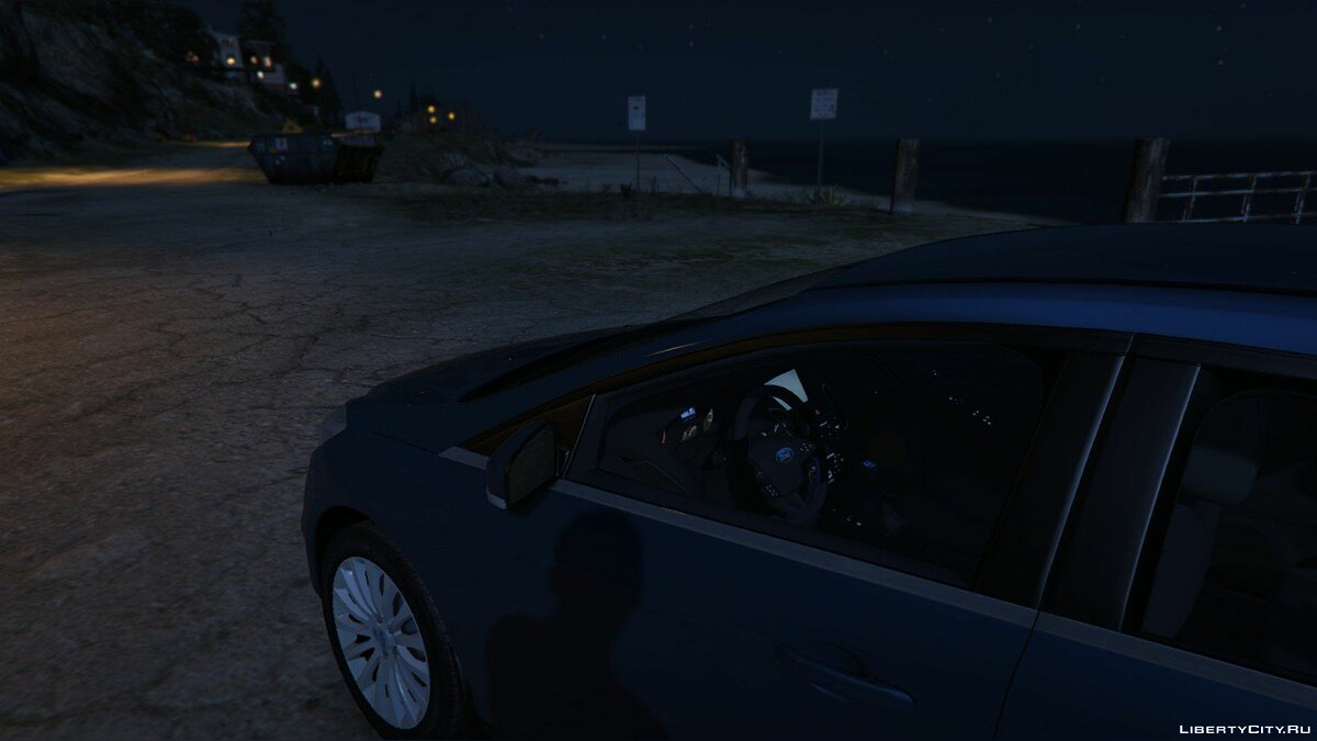 2014 Ford Focus 3 Sedan [Add-On / Replace] 1.1 для GTA 5 - скриншот #4