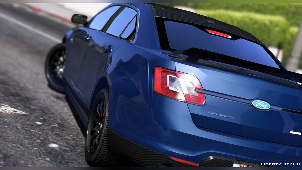 2010 Ford Taurus SHO [Tuning | Wipers] 1.0 для GTA 5 - скриншот #4