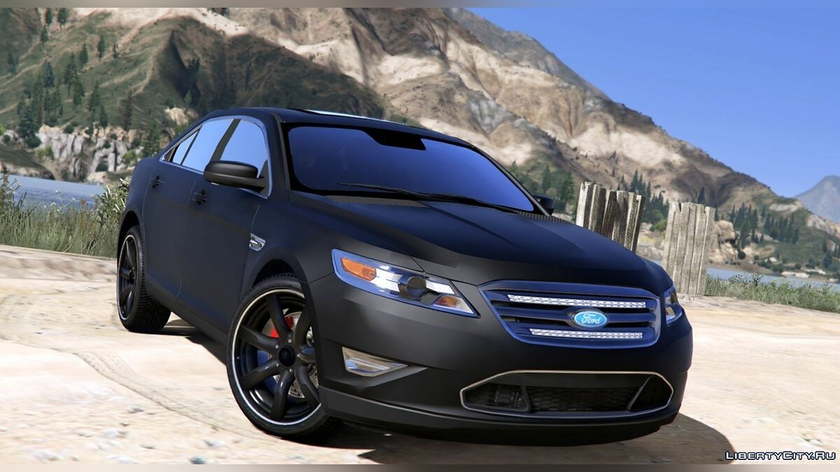 2010 Ford Taurus SHO [Tuning | Wipers] 1.0 для GTA 5 - скриншот #7
