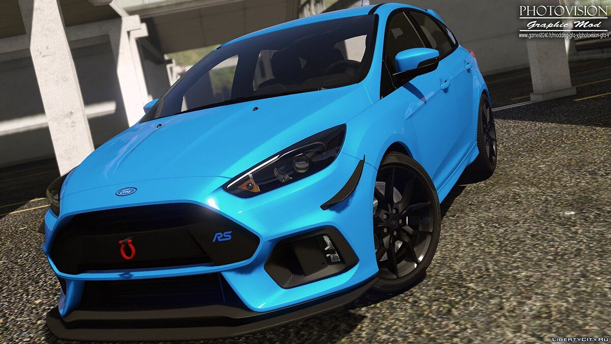 Ford Focus RS 2017 [Add-On / Replace | Tuning | Template | Multi-Livery] для GTA 5