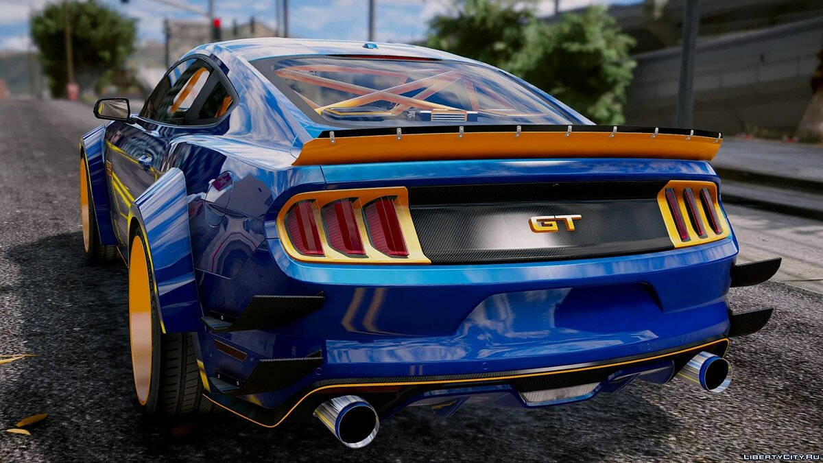 Ford Mustang GT [Add-On | Tuning] 1.1 для GTA 5 - Картинка #8