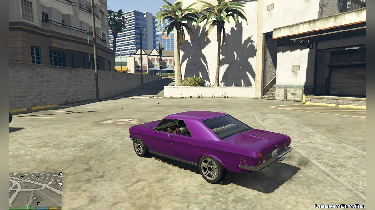��ашина ГАЗ GAZ-24 Pick-Up + Coupe 1.0 для GTA 5