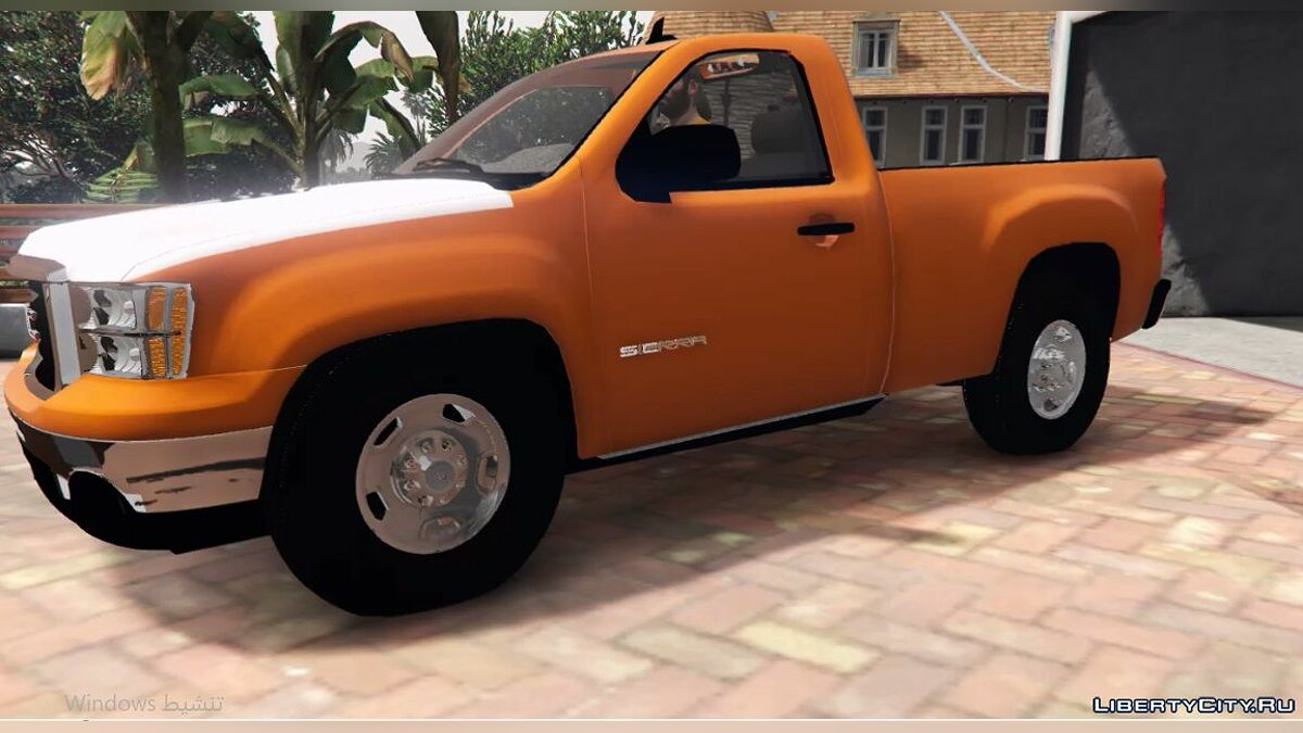 GMC Sierra 2010 iikilly 1.0 для GTA 5 - скриншот #3