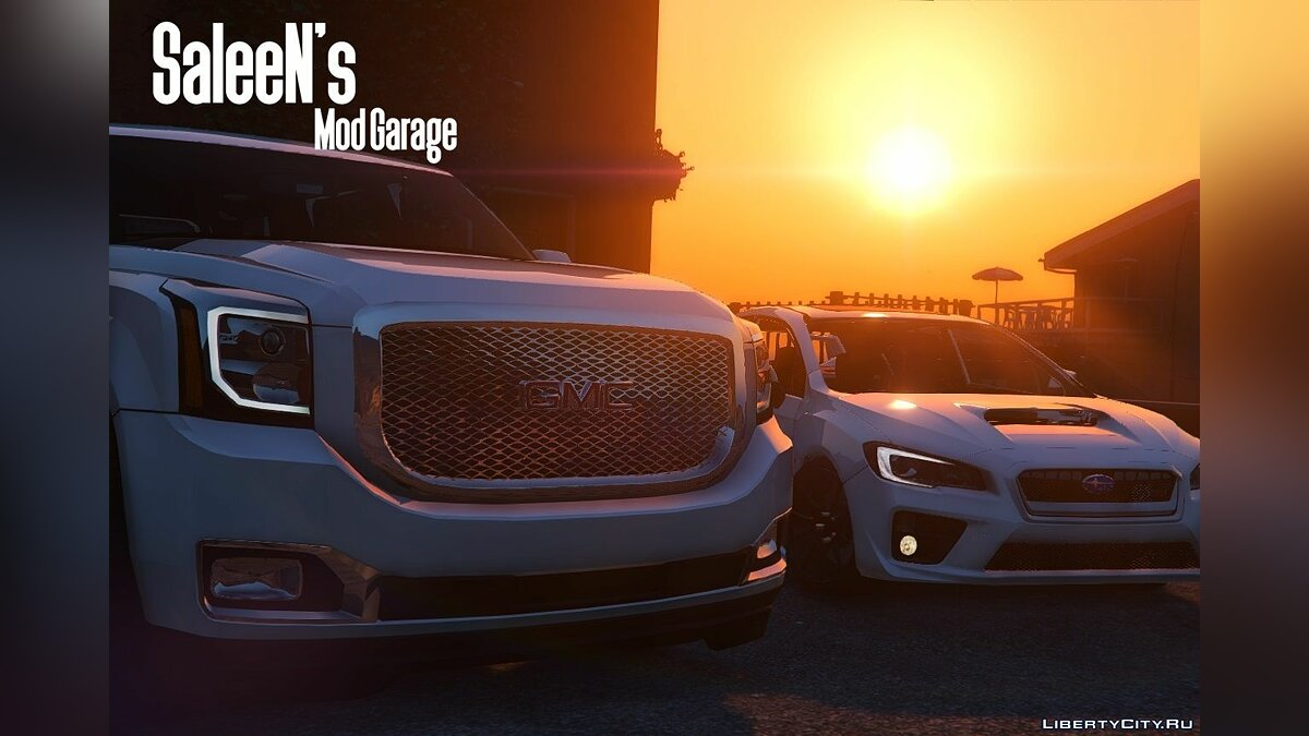2015 GMC Yukon Denali [Add-on / Replace] 1.1 для GTA 5 - скриншот #3