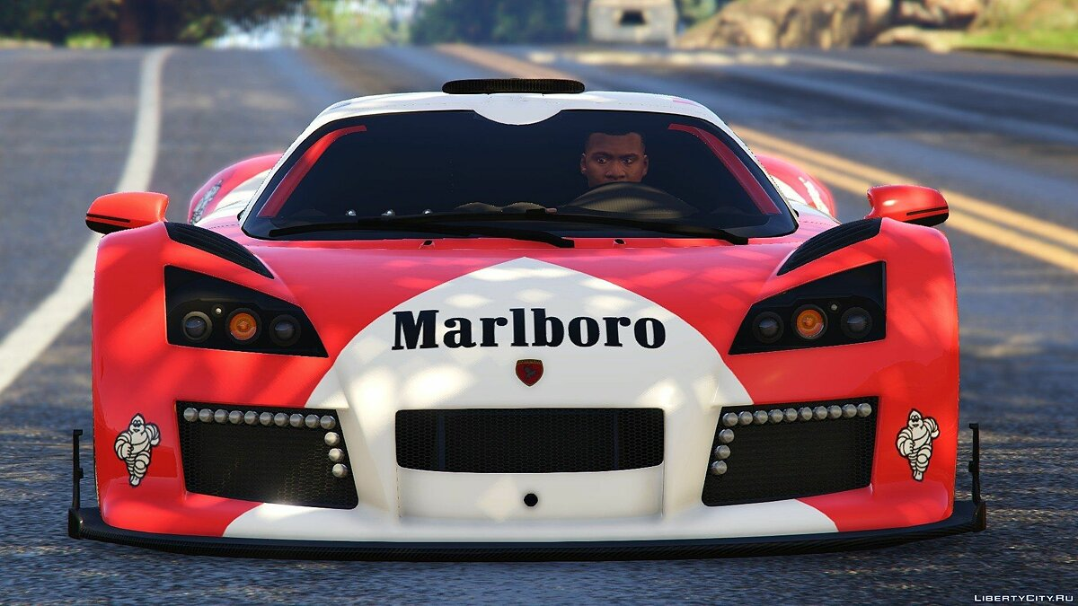 Машина Gumpert Gumpert Apollo S [Reworked] [Add-On] 1.4 для GTA 5