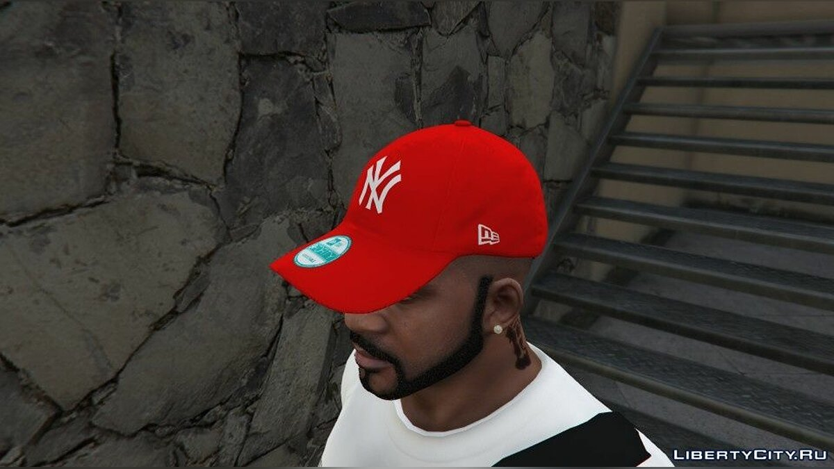 Шапка New Era Cap 1.0 для GTA 5