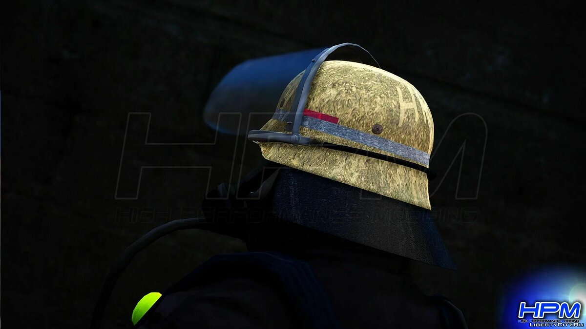 Шапка FW-Helm Schuberth F120 [SUP] [Replace] V1.0 для GTA 5