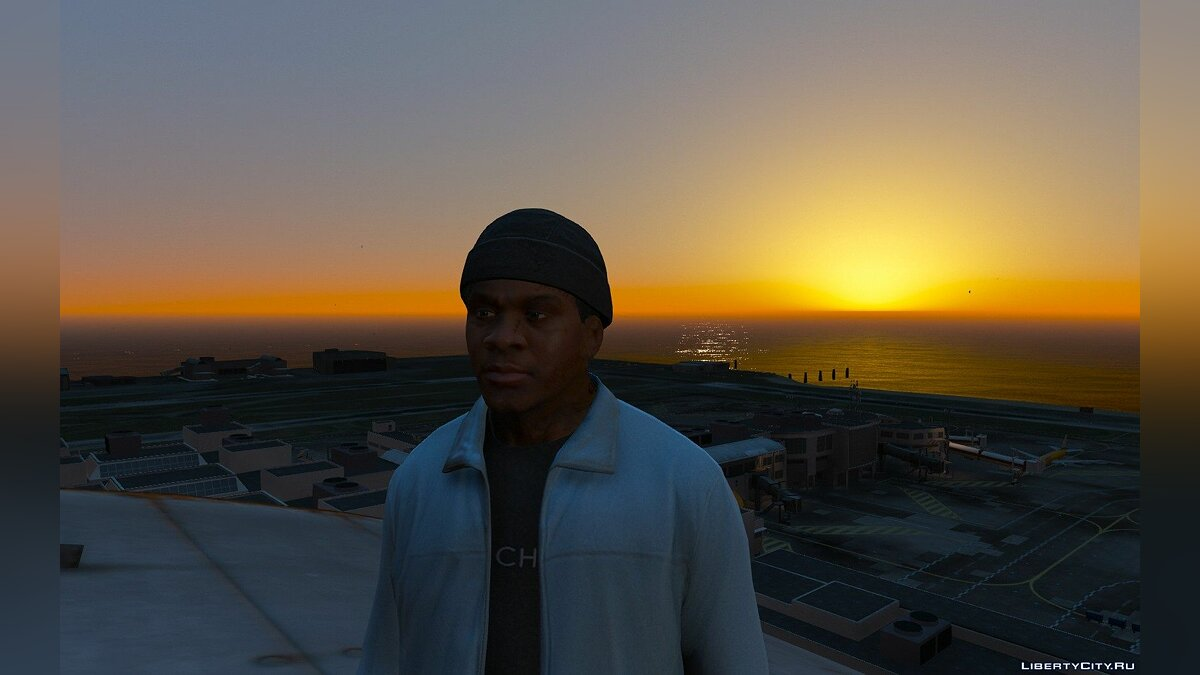 Шапка Durag for Franklin 1.0 - Бандана для Франклина для GTA 5