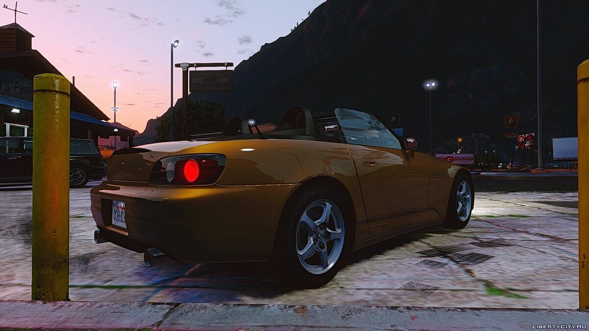 Honda S2000 AP1 '03 [Add-On] v1.0 для GTA 5 - Картинка #4