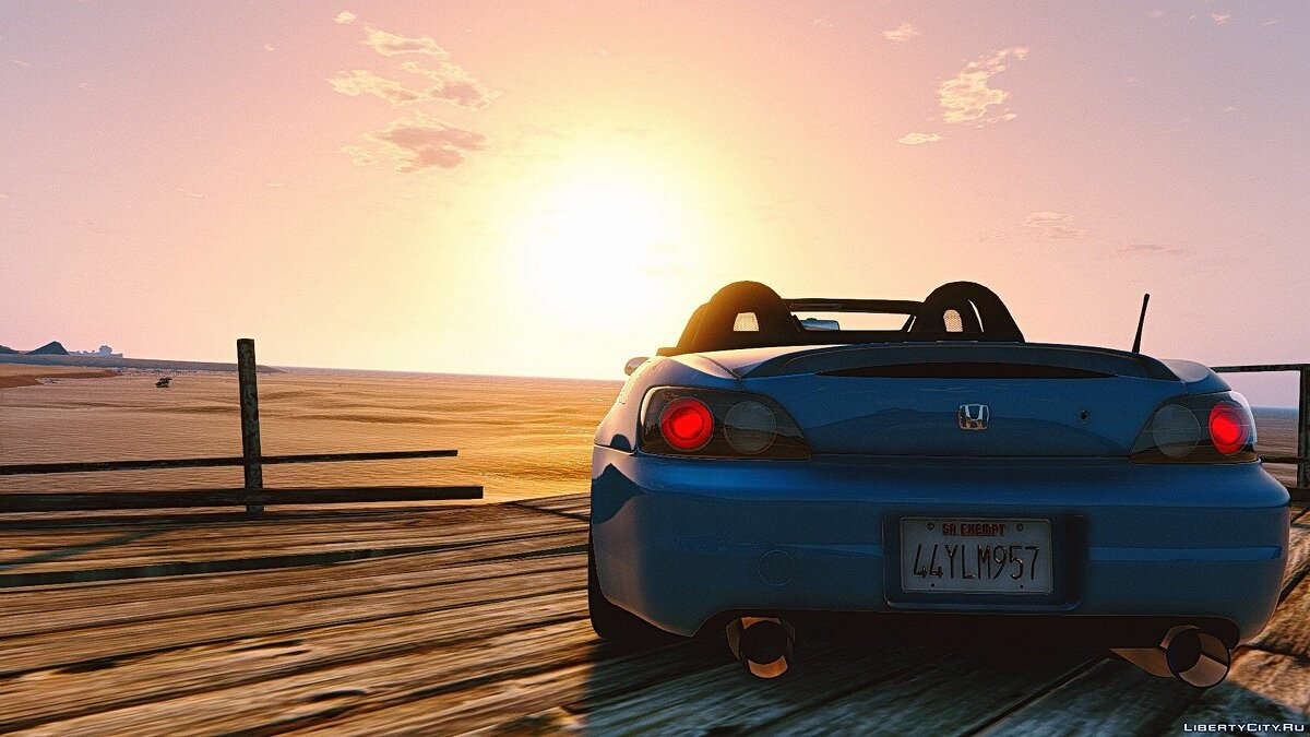 Honda S2000 AP1 '03 [Add-On] v1.0 для GTA 5 - Картинка #2
