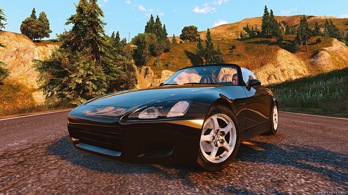 Honda S2000 AP1 '03 [Add-On] v1.0 для GTA 5 - Картинка #7