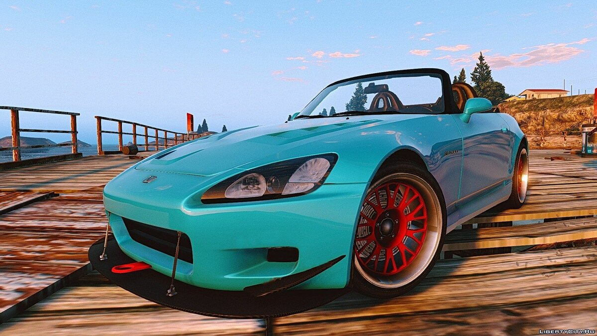 Honda S2000 AP1 '03 [Add-On] v1.0 для GTA 5 - Картинка #1