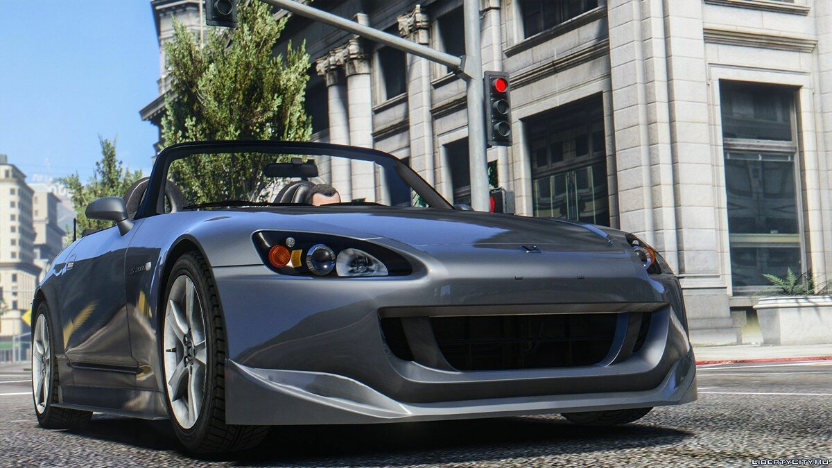 Honda S2000 AP2 [Add-On] 1.0 для GTA 5 - скриншот #4