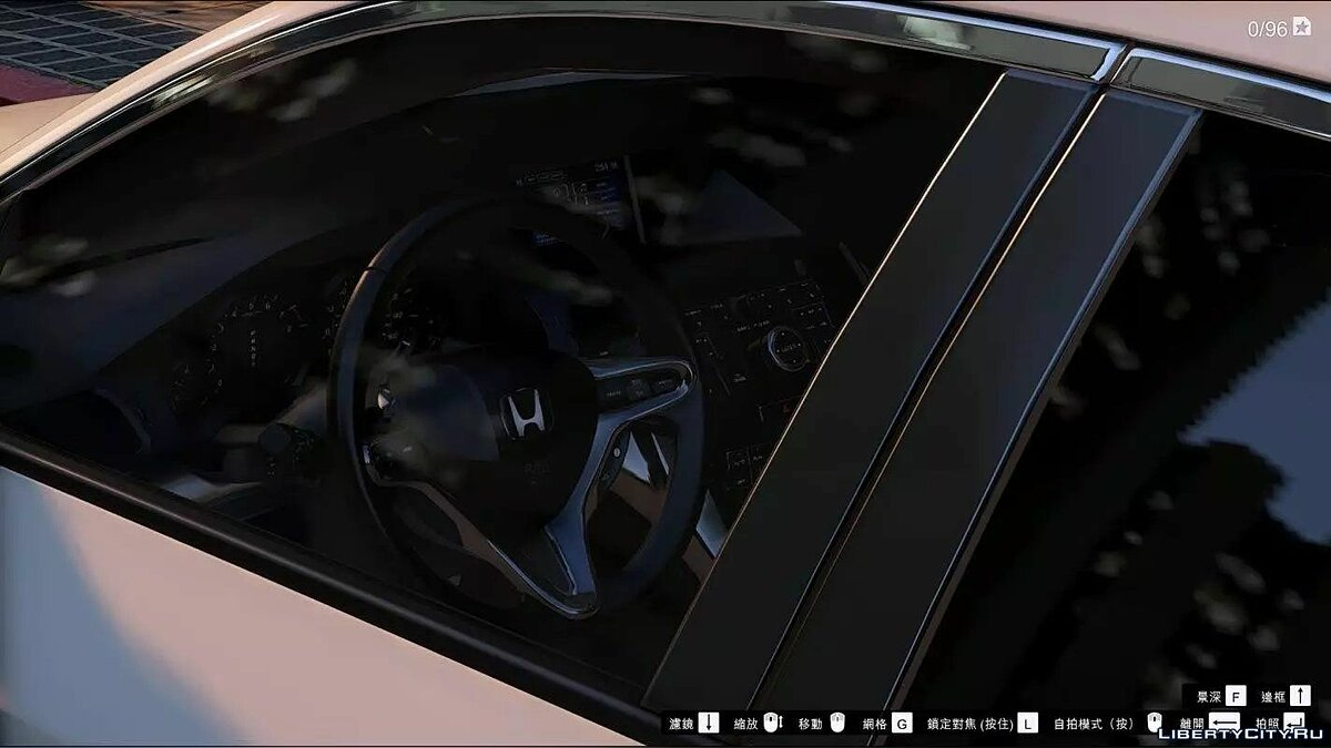 ��ашина Honda Honda Civic Sedan 2016 1.0 для GTA 5