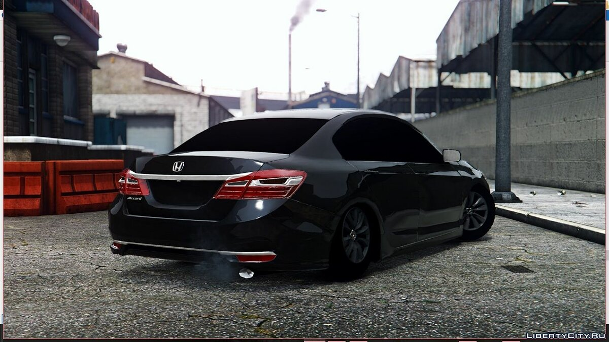 Honda Accord 2016 Standard [BETA] 1.0 для GTA 5 - скриншот #2
