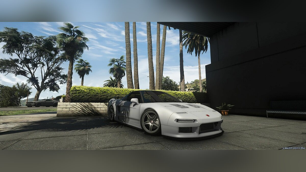 Машина Honda Honda NSX [Add-On | Extras | Wheels | Tuning | Template | LODs] 1.0 для GTA 5