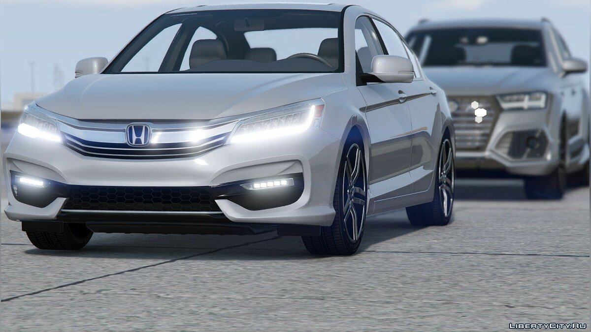 2017 Honda Accord V6 Touring Sedan [Replace] 1.0 для GTA 5 - скриншот #2