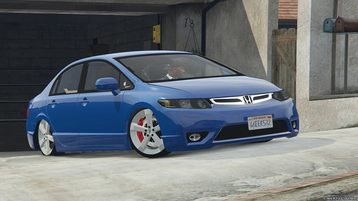 2010 Honda New Civic LXL 2.3 для GTA 5