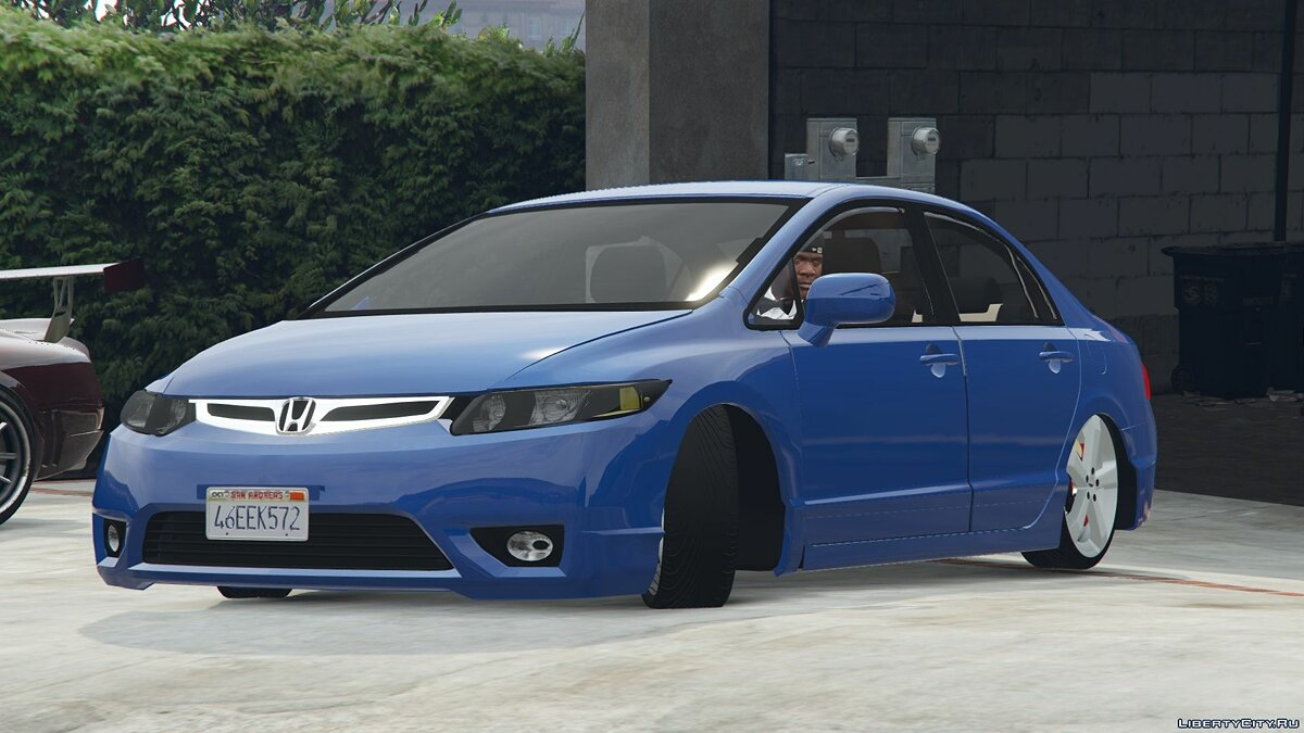 2010 Honda New Civic LXL 2.3 для GTA 5 - скриншот #2