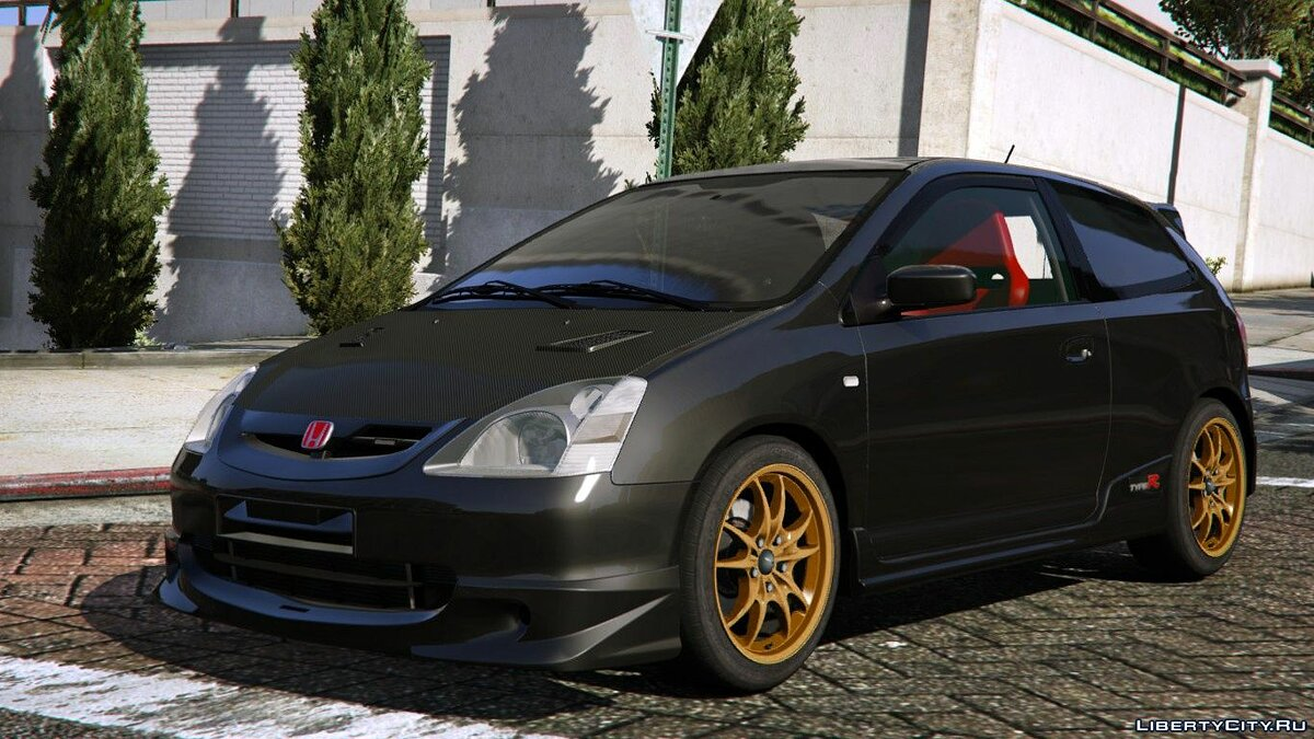 2004 Honda Civic Type-R (EP3) [Add-On | RHD | Mugen] для GTA 5