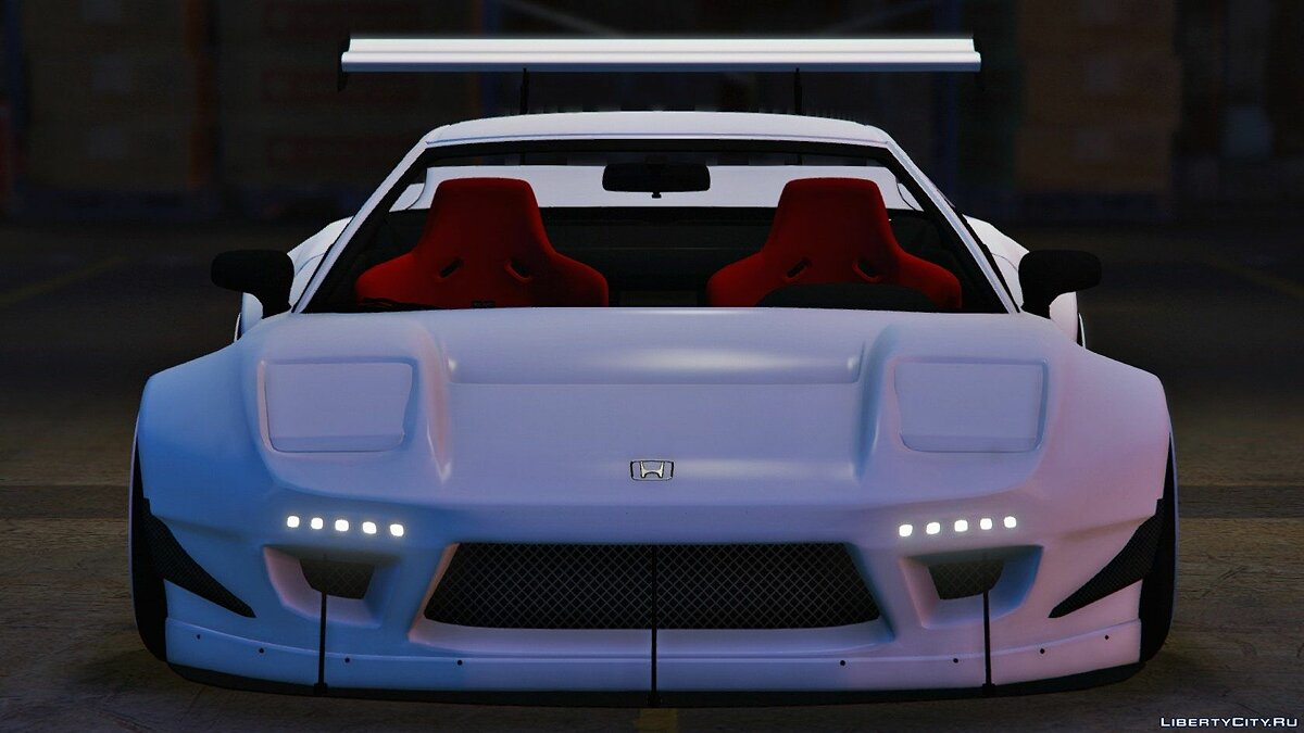 Honda NSX Rocket Bunny [Add-On / Replace with Template] 1.1 для GTA 5