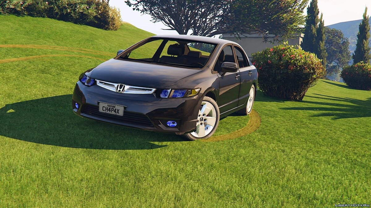 2010 Honda Civic LXL Original 2.0 для GTA 5