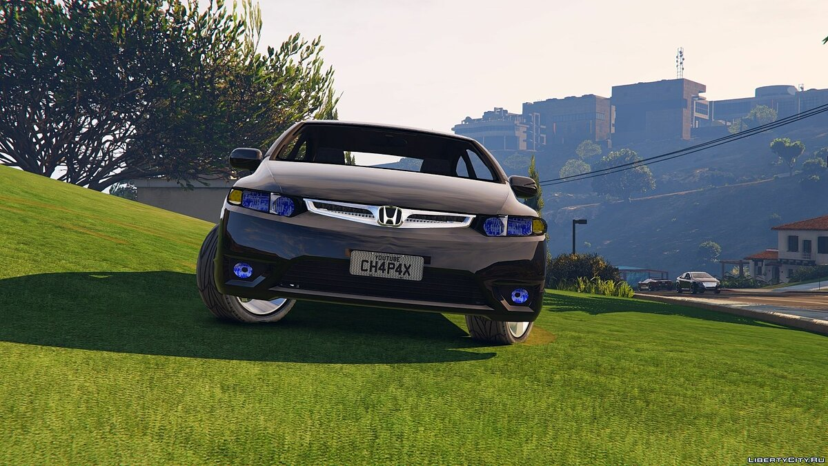 2010 Honda Civic LXL Original 2.0 для GTA 5 - скриншот #4