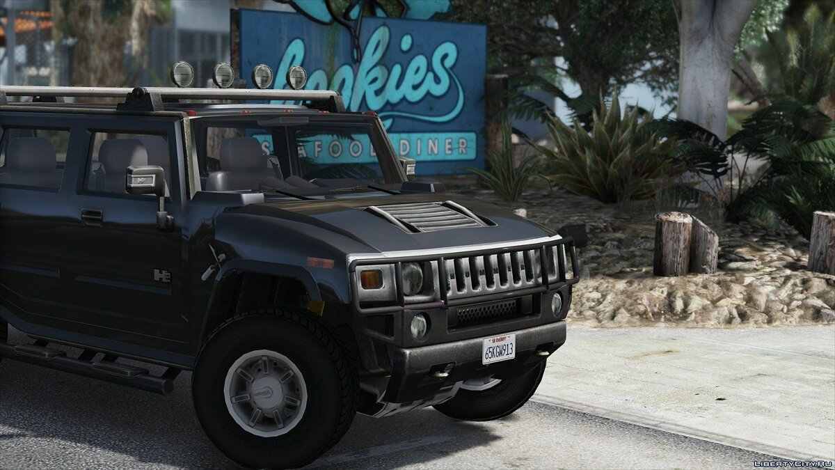 Машина Hummer Hummer H6 [Add-On / Replace | Template] 3.0 для GTA 5