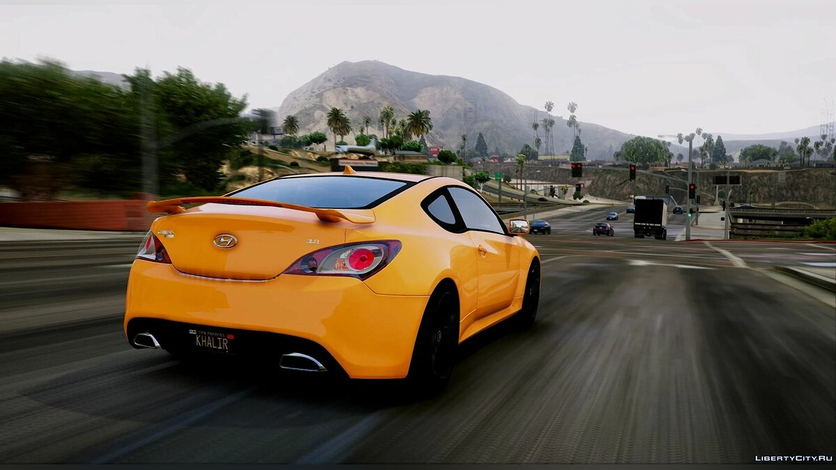 Машина Hyundai 2010 Hyundai Genesis Coupe [Add-on] для GTA 5