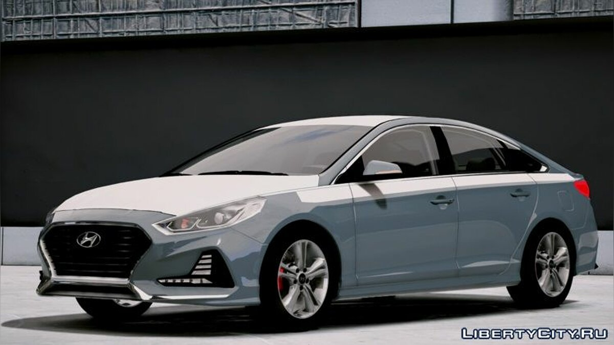 Hyundai 2018 [Replace] 1.0 для GTA 5