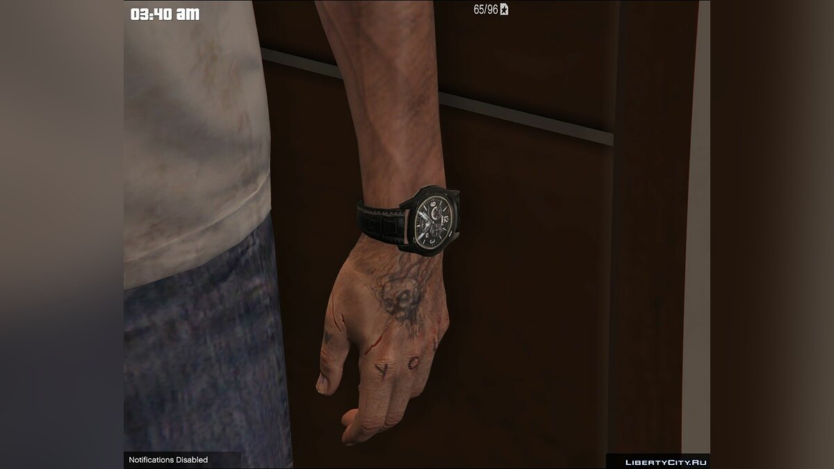 T & M Clothing Pack 1.0 для GTA 5