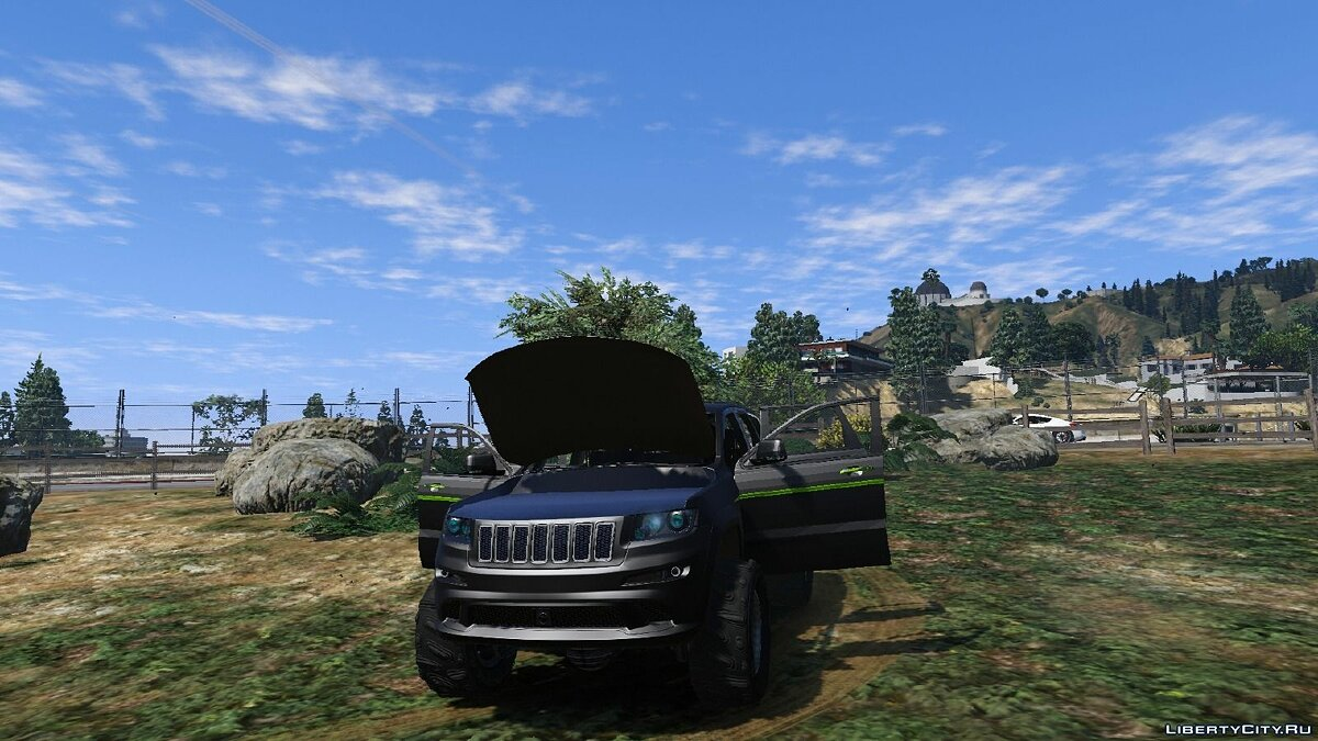 2013 Jeep Grand Cherokee SRT-8 Series IV 0.5 [BETA] для GTA 5