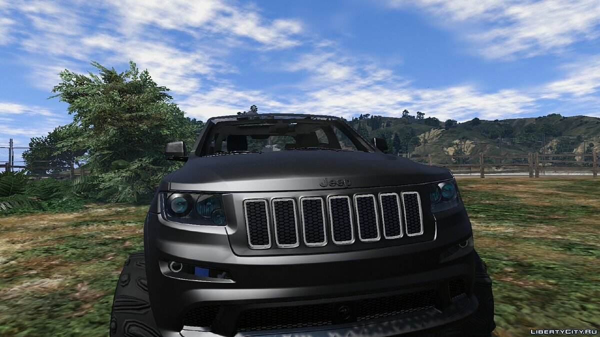 2013 Jeep Grand Cherokee SRT-8 Series IV 0.5 [BETA] для GTA 5 - скриншот #3