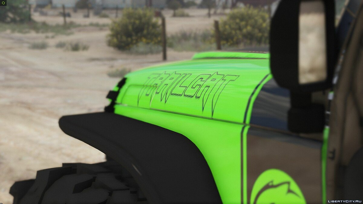 Jeep Wrangler Trailcat Concept 2016 [Add-On / Replace | Template] 1.1 для GTA 5 - скриншот #5