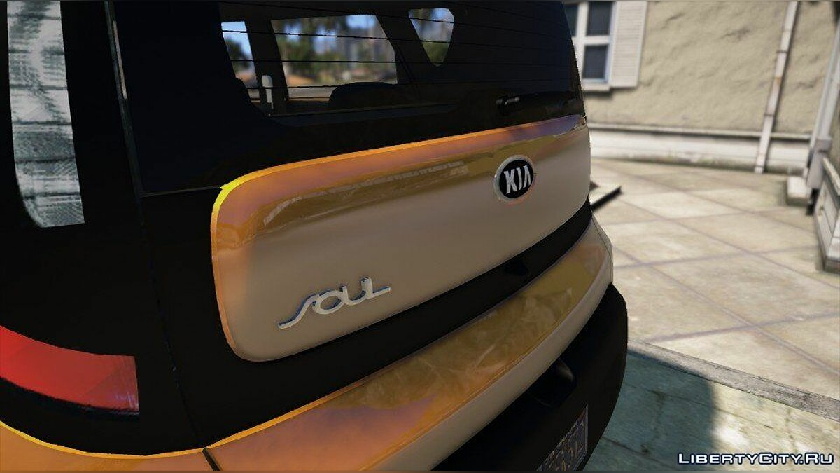 Kia Soul (Add-onReplace) 1.0 для GTA 5 - скриншот #3