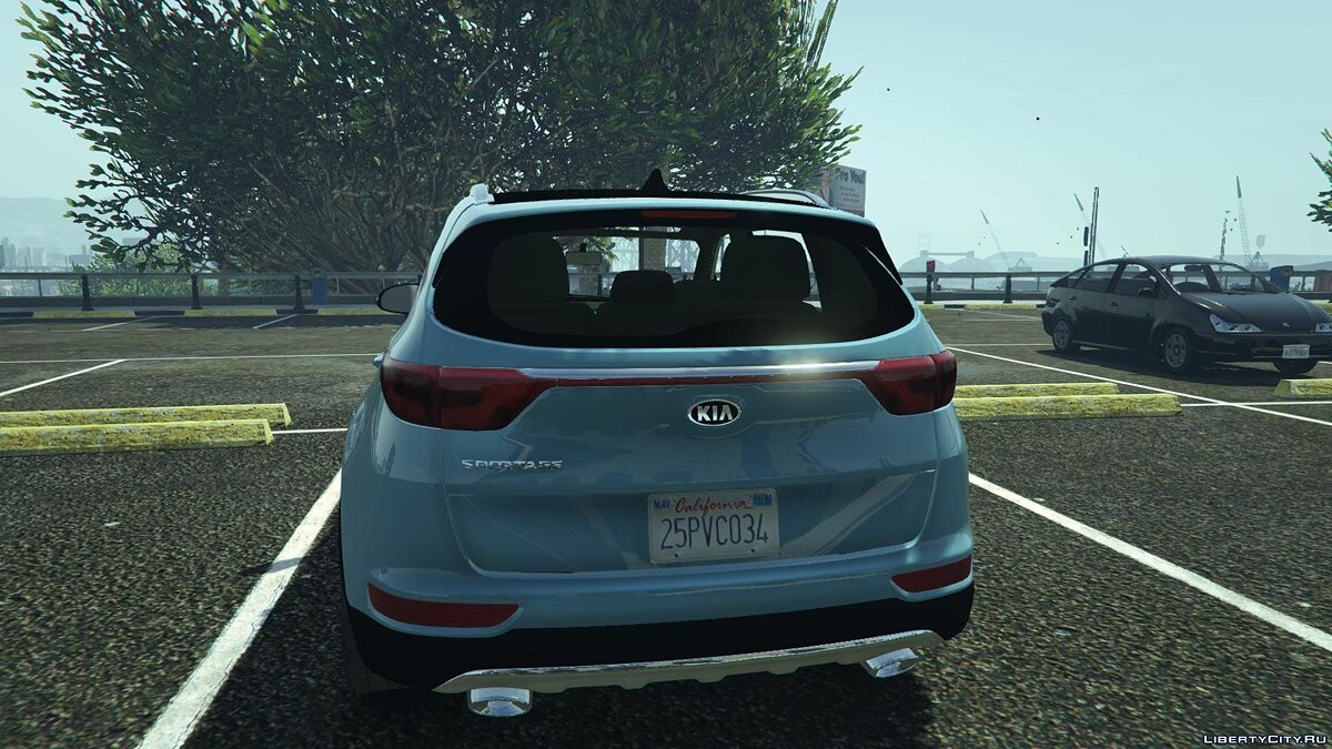 2017 Kia Sportage [Add-On / Replace] 1.8 для GTA 5 - скриншот #7