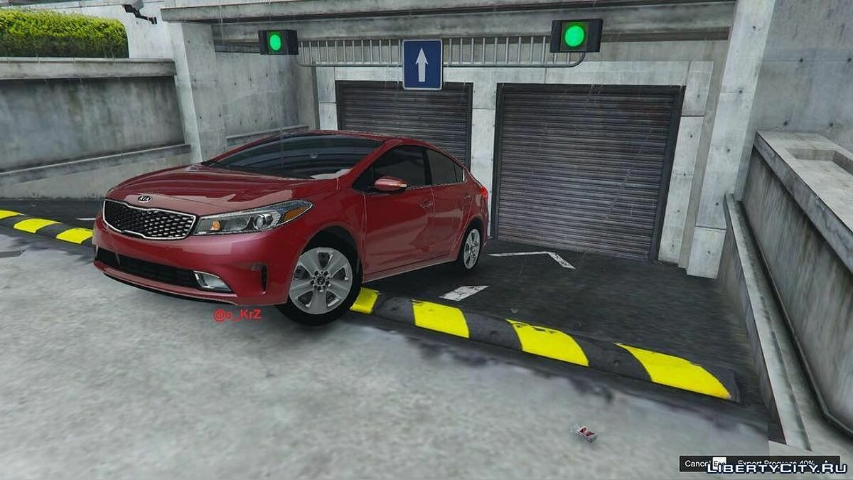2017 Kia Cerato [Replace] 1.0 для GTA 5