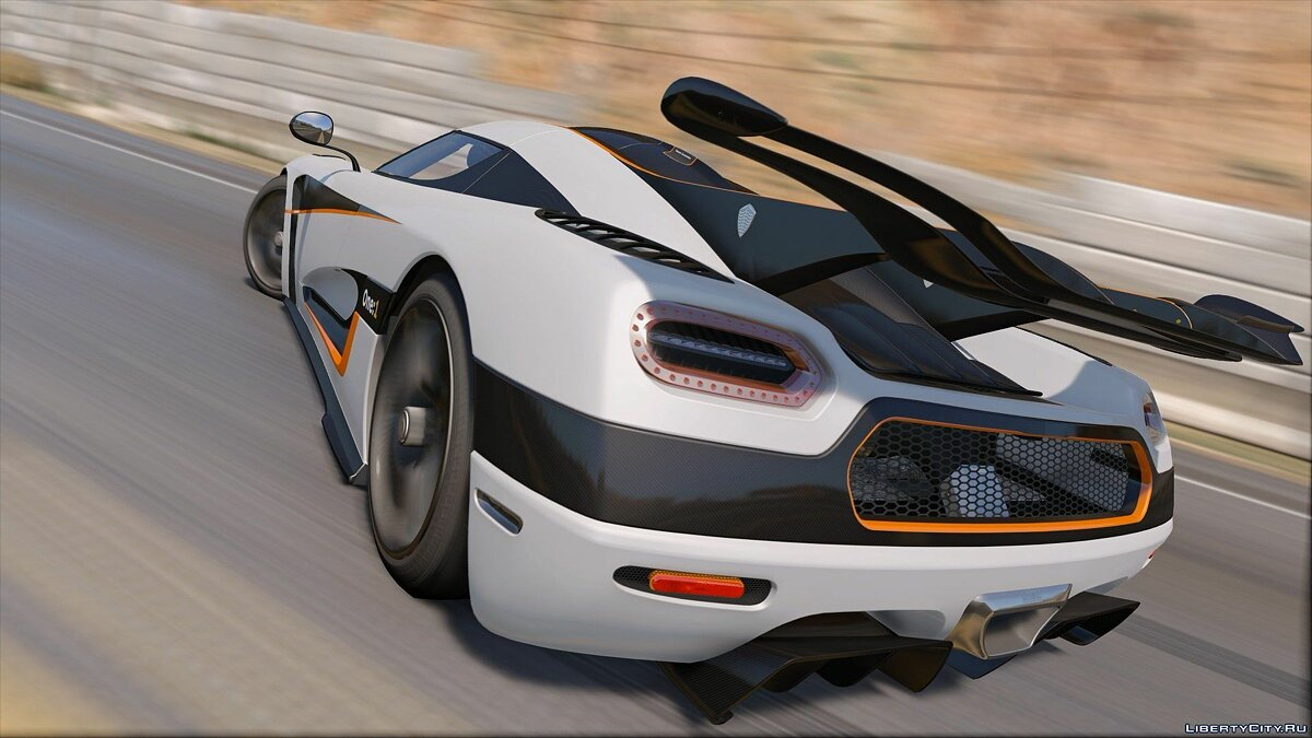 Машина Koenigsegg 2015 Koenigsegg Agera One:1 [HQ | TripleDials | Spyder | Animated Engine] 2.0 для GTA 5