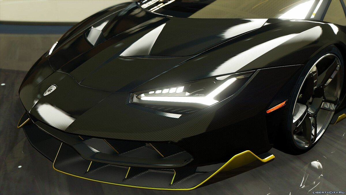 2016 Lamborghini Centenario LP770-4 [Add-On | Livery | HQ | Animated | LODS | Dirt] 1.2 для GTA 5 - скриншот #6