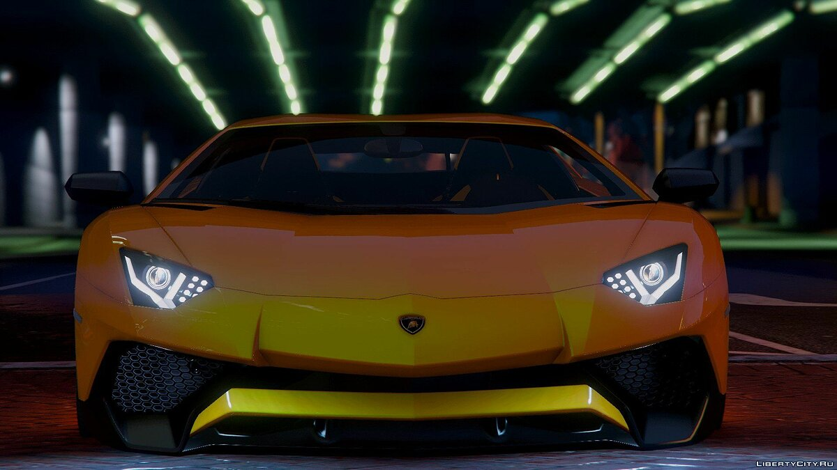 Lamborghini Aventador LP 750-4 SV 2015 [Add-On] для GTA 5 - скриншот #3
