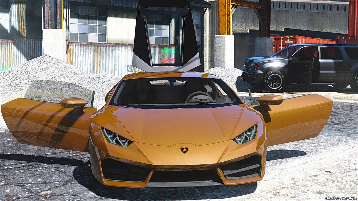 Lamborghini Huracan LP580-2 [Add-On / Replace] 1.1 для GTA 5 - скриншот #2